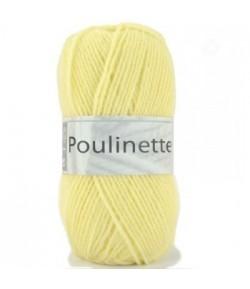 LAINE POULINETTE JAUNE CLAIR (288)