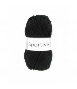 LAINE SPORTIVE NOIR (012)