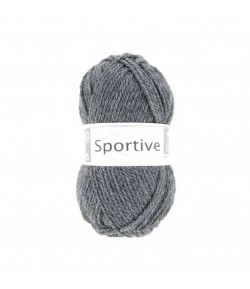 LAINE SPORTIVE ANTHRACITE (030)