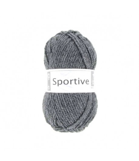 LAINE SPORTIVE ANTHRACITE (030)