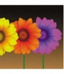 IMAGE 3D FLEURS 0900802 30X30