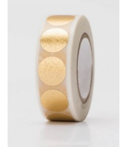 MASKING TAPE PETITS RONDS OR 35.03