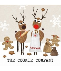 SERVIETTE COOKIE COMPANY