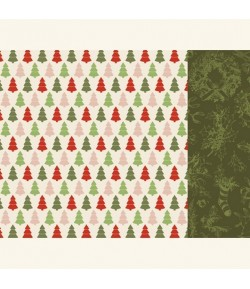 PAPIER KC SILENT NIGHT 30.5 X 30.5 CM - TRIM THE TREE