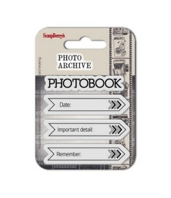 TAMPONS PHOTOBOOK