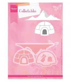 DIES IGLOO COLLECTABLE - COL1417
