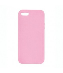 COQUE IPHONE 5/5S A BRODER ROSE