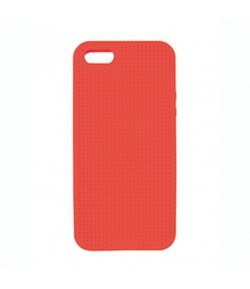 COQUE IPHONE 4/4S A BRODER ORANGE
