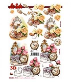 FEUILLE 3D BIJOUX 8215752