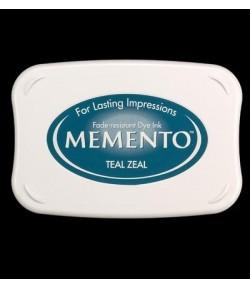 ENCREUR MEMENTO TEAL ZEAL - ME602