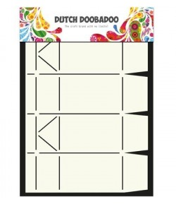 GABARIT MILK BOX - DUTCH DOOBADOO