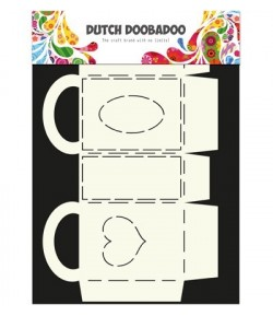 GABARIT HANDBAG BOX - DUTCH DOOBADOO (007)