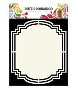GABARIT LABEL - DUTCH DOOBADOO