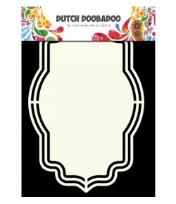 GABARIT LABEL FANTASY - DUTCH DOOBADOO