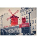 IMAGE 3D MOULIN ROUGE 30X40 - GK3040042