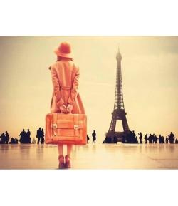 IMAGE 3D DOUX PARIS 30X40 GK3040044