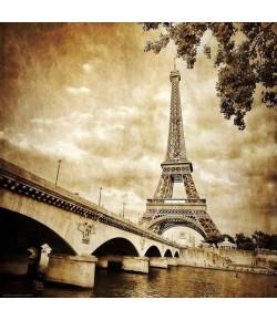 IMAGE 3D PARIS VINTAGE 40X40 GK4040007