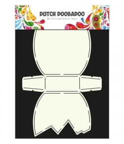 GABARIT OEUF BOX - DUTCH DOOBADOO (597)