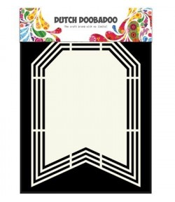 GABARIT FLAG - DUTCH DOOBADOO