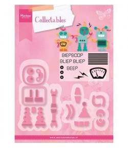 DIES ROBOTS COLLECTABLES - COL1403