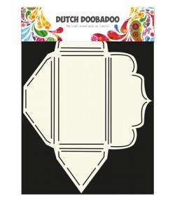 GABARIT ENVELOPPE - DUTCH DOOBADOO (018)