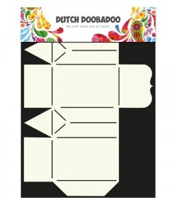 GABARIT GIFT BAG - DUTCH DOOBADOO