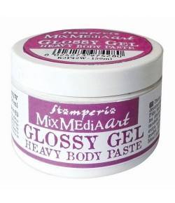 GEL GLOSSY 150ML HEAVY BODY PASTE K3P43 STAMPERIA