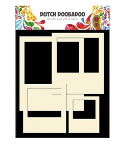 GABARIT POLAROID - DUTCH DOOBADOO