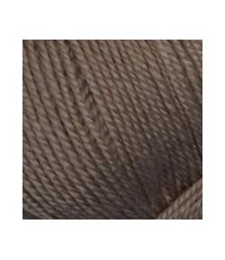 LAINE CRISTAL TAUPE (304) - 100 GR