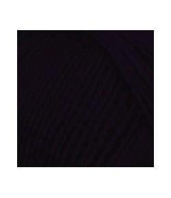LAINE CRISTAL NOIR (012) - 100 GR