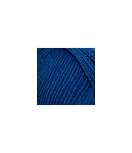 LAINE CRISTAL BLEU (008) - 100 GR
