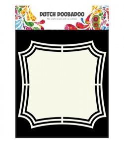 GABARIT SHAPE ART 2 - DUTCH DOOBADOO