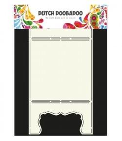GABARIT WINDOW CARD - DUTCH DOOBADOO (307)