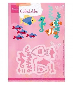 DIES COLLECTABLES POISSONS