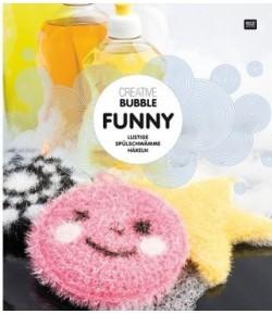 "LIVRET ""FUNNY"" CREATIVE BUBBLE"