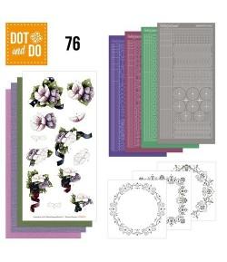 KIT 3D DOT FLEURS - 076