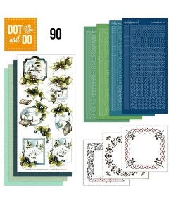 KIT 3D DOT AND DO PAYSAGE HIVER - 090