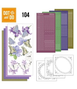 KIT 3D DOT AND DO PAPILLON - 104
