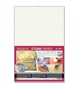 STONE PAPER 29.7 X 41 CM - 300 G DFPCA3  STAMPERIA
