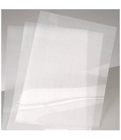 FEUILLE PLASTIQUE DINGUE TRANSPARENT 20X30CM