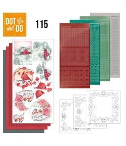 KIT 3D DOT HIVER DODO115