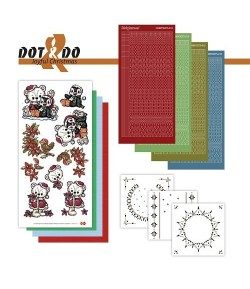 KIT 3D DOT CHRISTMAS - 022