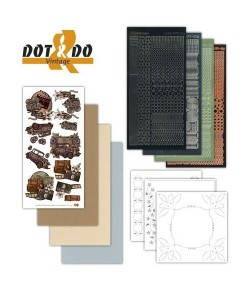 KIT 3D DOT AND DO MEN - 009