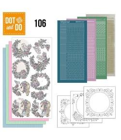 KIT 3D DOT ROMANTIC - 106