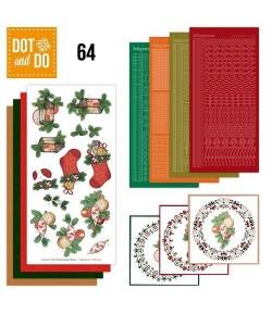 KIT 3D DOT NOEL - 064