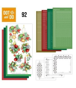 KIT 3D DOT DECOS NOEL - 092