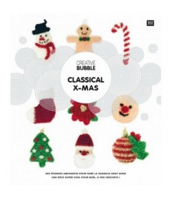 "LIVRET ""CLASSICAL X-MAS"" CREATIVE  BUBBLE"