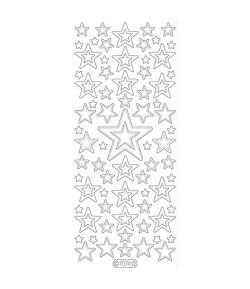 POCHOIR 20X25 EP 0.5 OISEAU KSTD025