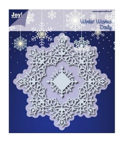 DIES CADRE WINTER WISHES DOILY
