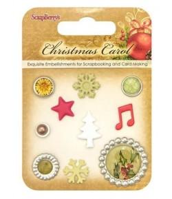 ATTACHES PARISIENNES CHRISTMAS CARD